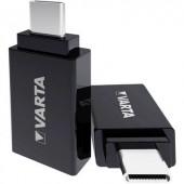 USB átalakító adapter, USB-C-ről USB-re, Varta 57946101401