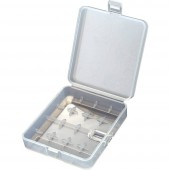 Elemtartó doboz 18650 Soshine SBC-017 (H x Sz x Ma) 84 x 74 x 23 mm