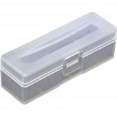 Elemtartó doboz 18650 Soshine SBC-026 (H x Sz x Ma) 73 x 22.2 x 22.2 mm