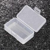Elemtartó doboz 9 V-os Soshine SBC-020 (H x Sz x Ma) 54.7 x 33.3 x 20.1 mm