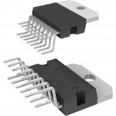 Lineáris IC STMicroelectronics TDA7297, ház típusa: MULTIWATT-15