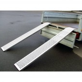 HP Autozubehör 11274 Auffahrrampe Alu 150 cm / 400 kg Felhajtó rámpa 400 kg Alumínium 150 mm x 21.5 mm x 3.5 cm
