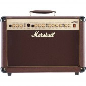 Akusztikus gitár erősítő Marshall AS50D Barna