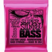 E-basszus húr Ernie Ball EB2834 045-100