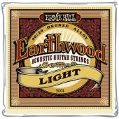 Ernie Ball Westerngitár készlet EB2004 Light 011-052