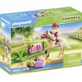 Playmobil® Country Sammelpony Deutsches Reitpony 70521