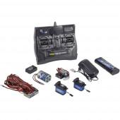 Carson Modellsport Reflex Stick Truck-Set Kézi távirányító 2,4 GHz Csatornák: 6 Vevővel