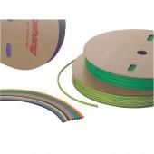 Hongshang ART004509 Zsugorcső ragasztó nélkül Átlátszó 102 mm Zsugorodási arány:2:1 méteráru