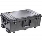 PELI Outdoor bőrönd 1650 86 l (Sz x Ma x Mé) 801 x 317 x 521 mm Fekete 1650-020-110E