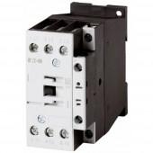 Eaton DILM25-10(230V50/60HZ) Teljesítmény védelem 3 záró 11 kW 1 db