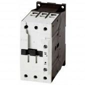 Eaton DILM72(230V50HZ,240V60HZ) Teljesítmény védelem 3 záró 37 kW 1 db