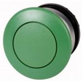 Gomba nyomógomb Zöld Eaton M22-DP-G 1 db