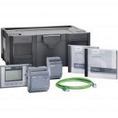 Siemens 6ED1057-3BA11-0AA8 SPS kezdő készlet 12 V/DC, 24 V/DC
