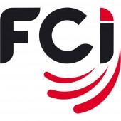 FCI Tűsor (standard) Pólusok száma 10 Raszterméret: 1.27 mm 20021221-00010C4LF 1 db