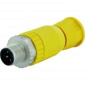 Murr Elektronik 7030-12731-0000000 Érzékelő-/működtető összekötő, konfekcionálatlan 1 db