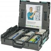 Phoenix Contact PTI INSTA Sortimo® L-BOXX 1185519 Villanyszerelési kapocs 0.14 mm² 4 mm² Szürke 1 készlet