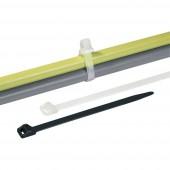 HellermannTyton 131-75620 RT250M-PA66UV-BK Kábelkötöző Fekete UV stabilizált 1 db