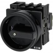 Eaton P1-32/EA/SVB-SW/N Karbantartás kapcsoló előlapi rögzítéshez, reteszelhető 690 V Fekete 1 db
