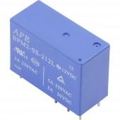 AFE BPM2-SS-205L Nyák relé 5 V/DC 5 A 2 váltó 1 db