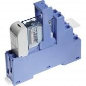 Finder 48.52.7.012.0050CPB Relé modul Névleges feszültség: 12 V/DC Max. kapcsolási áram: 8 A 2 váltó 1 db
