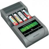 Ceruza AA, mikroceruza AAA akkumulátor töltő és regeneráló, NiZn, NiCd, NiMh akkukhoz Voltcraft Charge Manager 410