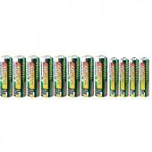 NiMH akkukészlet, 4 db 800 mAh-s NiMH mikroakku + 8 db 2200 mAh-s ceruzaakku, Conrad Energy Endurance