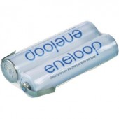 Mikroakku csomag, 2,4 V ZLF, Eneloop