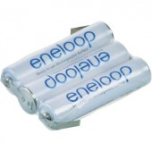 Mikroakku csomag, 3,6 V ZLF, Eneloop