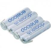Mikroakku csomag, 4,8 V ZLF, Eneloop