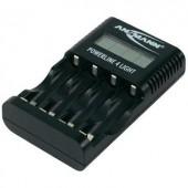 Ansmann Töltőkészülék Powerline 4 light 1001-0011/510 Powerline 4 light