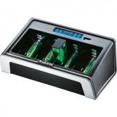 Univerzális akkutöltő hengeres cellákhoz, Varta LCD 57678101401