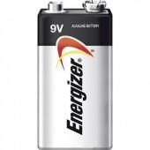 9V-os elem, alkáli mangán, 9V, Energizer Max 6LR61, 6LR21, 6AM6, 6LP3146, MN1604, A1604, E Block, LR22