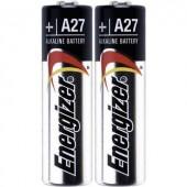 27A alkáli elem, távirányító elem, 12V 22 mAh, 2 db, Energizer A27, E27A, V27A, V27PX, V27GA, L728, L828, MN27