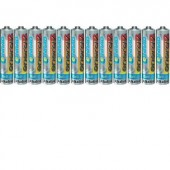Mikroelem AAA, alkáli mangán, 1,5V, 12 db, Conrad Energy LR03, AAA, LR3, AM4M8A, AM4, S