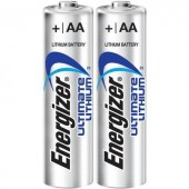 Mikroelem AAA, lítium, 1,5V 3000 mAh, 2 db, Energizer Ultimate LR06, AA, LR6, AAB4E, AM3, 815, E91, LR6N