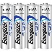 Ceruzaelem Lítium Energizer Ultimate LR06 3000 mAh 1.5 V 4 db