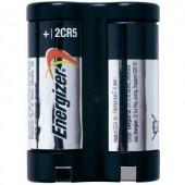 2CR 5 fotóelem, lítium, 6V 1500 mAh, Energizer EL2CR5, KL2CR5, EL2CR5BP, RL2CR5, DL245, DL345, 2CR5M, 5032LC, 245