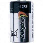 CR 2 fotóelem, lítium, 3V 800 mAh, Energizer EL1CR2, KCR2, RLCR2, DLCR2, DLCR2B, DR2R, RLCR2‑L, 5046LC, CR17355