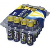 Mikroelem AAA, alkáli mangán, 1,5V, 24 db, Varta Energy LR03, AAA, LR3, AM4M8A, AM4, S