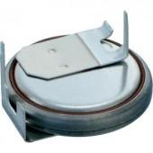 CR1225 forrfüles lítium gombelem, forrasztható, fekvő, 3 V, 48 mA, Renata CR1225.FH-LF
