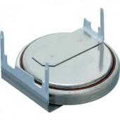CR1632 forrfüles lítium gombelem, forrasztható, fekvő, 3 V, 125 mA, Renata CR1632.RH-LF