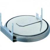CR2032 forrfüles lítium gombelem, forrasztható, fekvő, 3 V, 225 mA, Renata CR2032.MFR-RH1