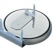CR2032 forrfüles lítium gombelem, forrasztható, fekvő, 3 V, 225 mA, Renata CR2032.MFR-RH
