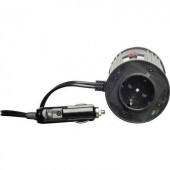 Inverter VOLTCRAFT MSW 150-24-G USB 150 W 24 V/DC 22.8 - 28.8 V Szivargyújtó csatlakozó dugó