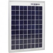 Polikristályos napelem modul 10 Wp 17 V Phaesun Sun Plus 10