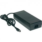 Asztali tápegység, fix feszültségű Dehner Elektronik 26507 24 V/DC 6600 mA 160 W