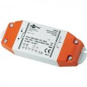 GoobayLED meghajtó LED-transzformátor DC üzem 24 V 0,5 - 15 W30633