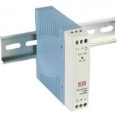 Kalapsínes tápegység Mean Well MDR-10-12 12 V/DC 0.84 A 10 W 1 x