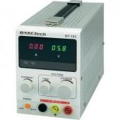 Szabályozható labortápegység 45 W 0-15 V/DC 0-3 A, Basetech BT-153