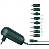Univerzális hálózati adapter, dugasztápegység 9 - 24 V/DC 1000mA Voltcraft SPS24-24W